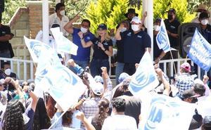 Diego Rosas afirma ser favorito en preferencias en Huixquilucan