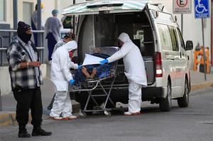 México acumula 227 mil 840 muertes por COVID-19