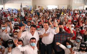 Zamora Gastélum: Exhorta a sinaloenses a votar a su favor