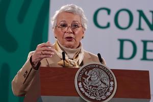 Olga Sánchez Cordero: Desmiente presunta renuncia a la Segob
