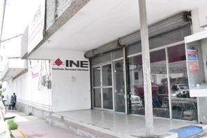 Vigilará INE en Monclova respeto a la veda electoral