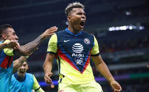 América pide a Boca 5mdd por 50% de la ficha de Roger Martínez
