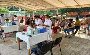 Arranca vacunación en Oaxaca para personas de 40 a 49 años