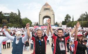 'Solo hay un movimiento que representa el futuro', dice RSP