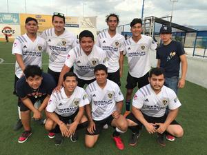 El Toxic FC y la Zona Centro logran empate