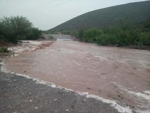 Benefició la lluvia sóloa 4 ejidos de Castaños