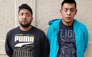 Detienen a 'El Ramses' y 'El Piwi', integrantes de La Unión Tepito