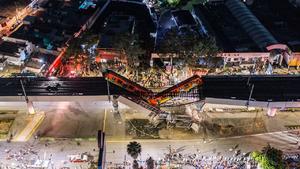 AMLO: 'En accidente de L12 de Metro habrá justicia y no se dará carpetazo'