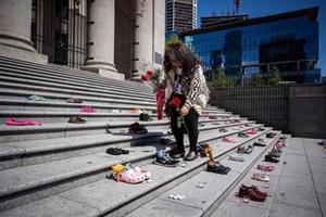ONU quiere que Canadá investigue la muerte de niños indígenas en internados