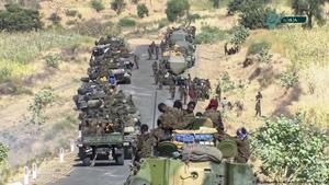 Etiopía asegura que las tropas de Eritrea han empezado a retirarse de Tigray