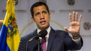 Guaidó construye alternativas por si 'fracasa' la negociación con el Gobierno