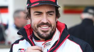 Alonso: 'Estoy más contento de lo esperado'