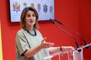Ministra española aboga por una transición ecológica 'inclusiva y social'