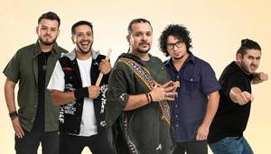 Banda paraguaya se une a Nacho y Felipe Peláez para cantar 'Soy latino'