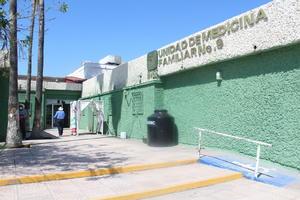Clínica 9 del IMSS en Frontera regresará a la normalidad