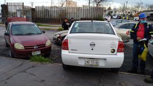 Veloz conductor se echa tremenda deuda en Monclova