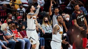 Nuggets elimina a Trail Blazers