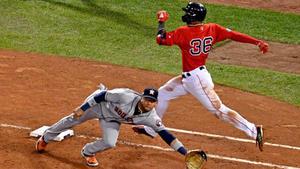 Los Red Sox se evitan la barrida