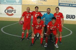 TRB avanza en  Torneo de Copa