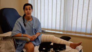 Carolina Marín: Tras la operación, 'Ha ido mejor de lo esperado'