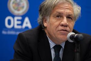 Marcelo Ebrard: Actuación de Luis Almagro, la peor en la historia de la OEA