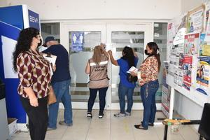 Sellan por las elecciones presidencia municipal de Castaños
