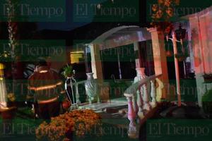 'Ánima' provoca incendio en la Guadalupe en Monclova