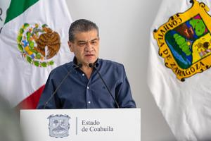 Harán cumplir la Ley Seca en Coahuila: Gobernador