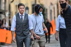 Misión Imposible 7 con Tom Cruise detiene rodaje por positivo a COVID-19