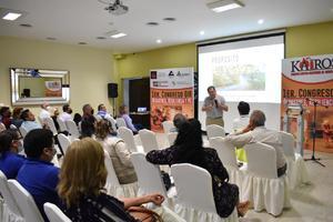 Participa CLAM en congreso para prevención de riesgos