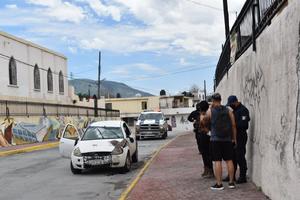 Terminan volcados en la calle Hidalgo de Monclova