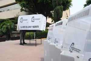 IECM se declara listo para la jornada electoral