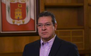 Gobernador de Tlaxcala asegura tranquilidad en votaciones