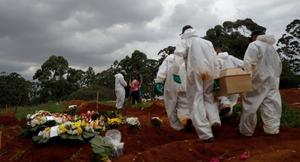 Argentina registra más de 80,000 muertes y roza 4 millones de casos de covid