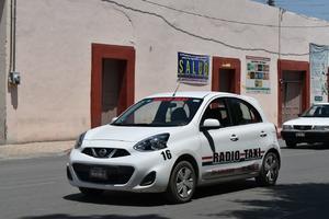 No es factible un aumento a la tarifa de taxis: Agapito