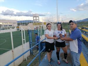 Realizan cuadrangular de fútbol  Lobos UAC