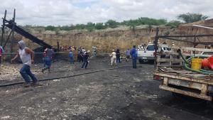 Podrían ser 8 víctimas en la mina colapsada de Múzquiz