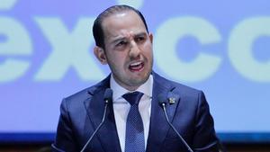 Marko Cortés: Espera que jornada electoral se realice en paz