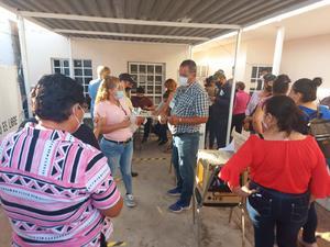Molesta a electores de la Occidental en Frontera apertura tarde de casilla