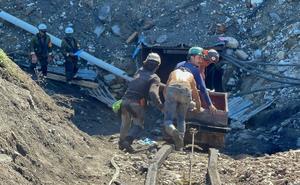 Encuentran sin vida a tercer trabajador de la mina en Múzquiz