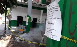 Queman casillas electorales en Xadani, Oaxaca; GN detiene a tres
