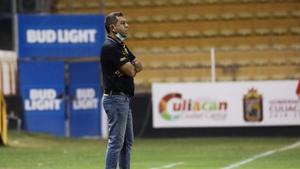 David Patiño es nuevo entrenador del Herediano de Costa Rica