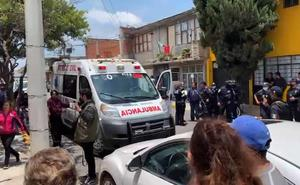 Balean a familia en Amecameca, agresores los acusan de comprar votos