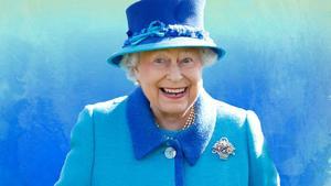 La reina Isabel II 'encantada' con el nacimiento de su bisnieta