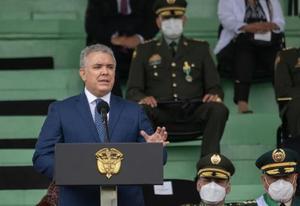 Duque anuncia reforma policial, que oposición colombiana tilda de 'cosmética'