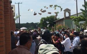Golpean a mujeres en Tuxtepec por presunta compra de voto