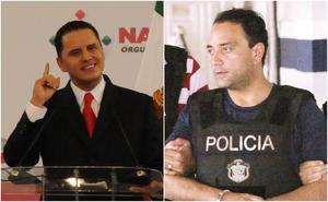 Sandoval y Borge, los exgobernadores detenidos en medio de elecciones
