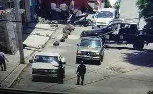 Trifulca en casilla de Valle de Chalco deja dos heridos