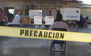 Roban y queman boletas electorales en Santiago Ayuquililla