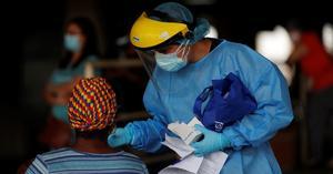 Panamá acumula 382,475 casos de COVID-19 y 6,402 muertes